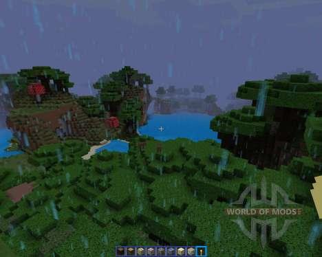 Delborol [32х][1.8.1] for Minecraft