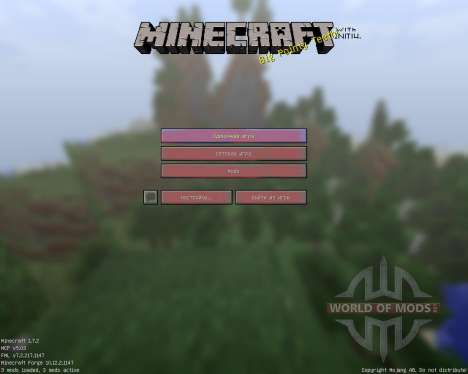 Initium [Discontinued] [16x][1.7.2] for Minecraft