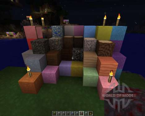 FeatherNoble Enchanted Pack [32x][1.7.2] for Minecraft