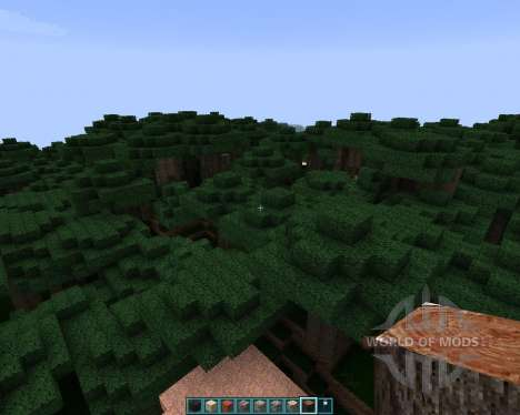 The Suiters [16х][1.8.1] for Minecraft