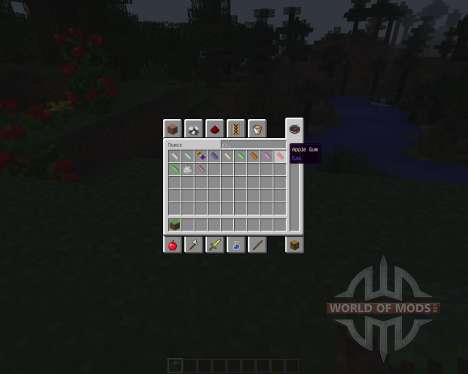 Chewing Gum [1.7.2] for Minecraft