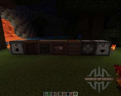 Werian [64x][1.7.2] for Minecraft