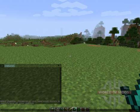 TabbyChat [1.7.2] for Minecraft