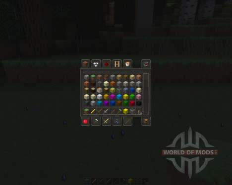 Jammys Texturepack [128x][1.7.2] for Minecraft