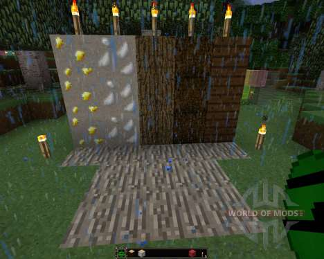 The M-Pack [32x][1.7.2] for Minecraft