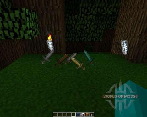 Modern Craft [64х][1.8.1] for Minecraft