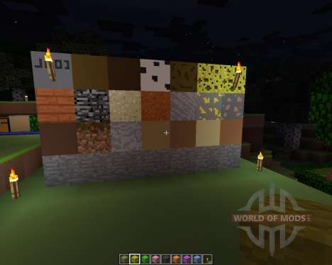 The Swag pack [1.7.2] [16x] for Minecraft