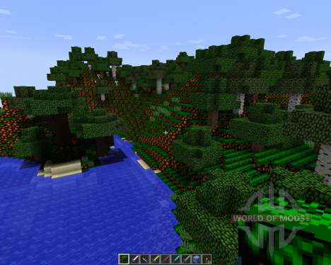 Contra Resource Pack [16x][1.7.2] for Minecraft