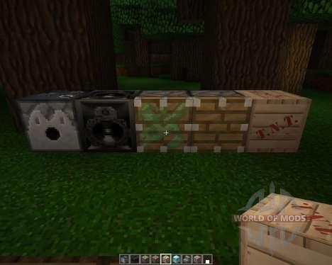 HokomokosModernPack [32х][1.8.1] for Minecraft