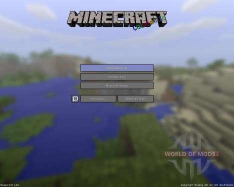 Simpler [16х][1.8.1] for Minecraft