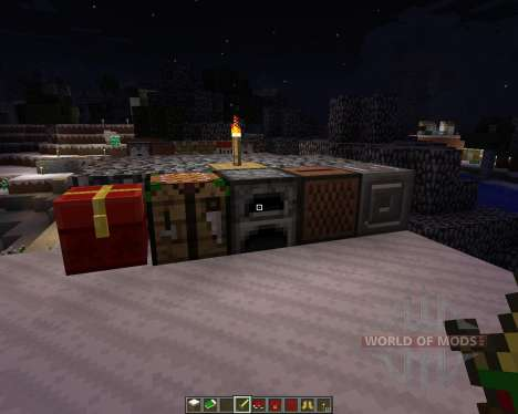 Christmas Pack [16x][1.7.2] for Minecraft