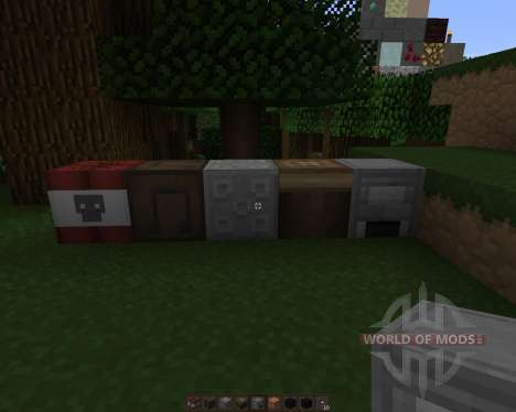 RedBird Fields of Gold [16x][1.8.1] for Minecraft