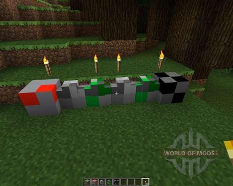 2x2 Craft [8x][1.7.2] for Minecraft