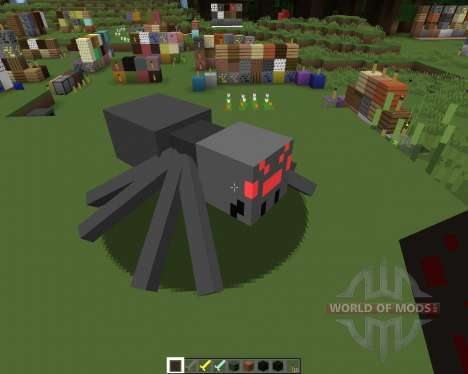 Sorogons Ressource Pack [16х][1.8.1] for Minecraft