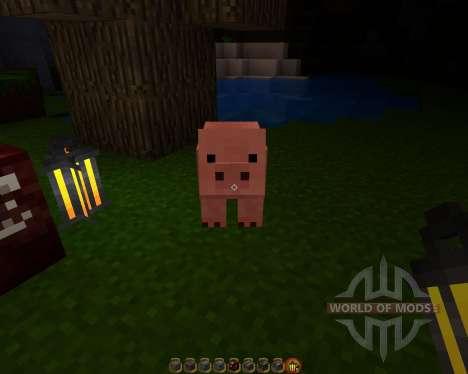 CSB craft [16x][1.7.2] for Minecraft