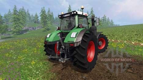 Fendt 1050 Vario v4.0 for Farming Simulator 2015
