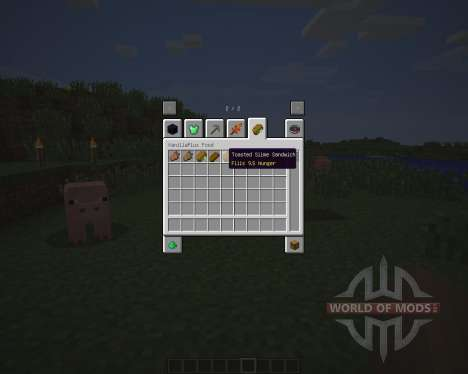 Vanilla Plus [1.6.2] for Minecraft