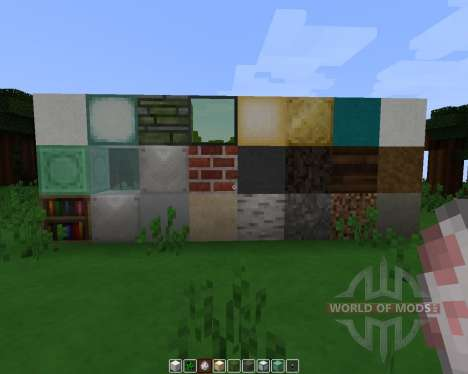 Pamplemousse [16x][1.8.1] for Minecraft