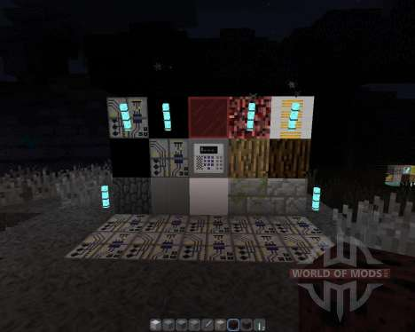 Space Architect [32x][1.8.1] for Minecraft