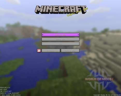 Deca Pack [32x][1.7.2] for Minecraft