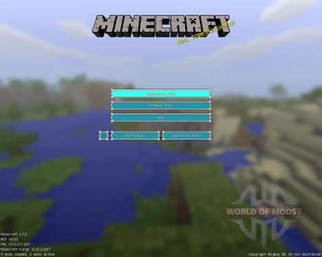 DestinyCraft [32x][1.7.2] for Minecraft