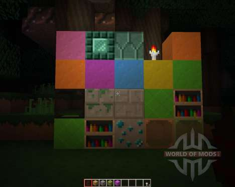 Sandy Dreams [16х][1.8.1] for Minecraft