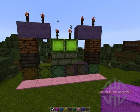 CrEaTiVe ONEs Medieval [64x][1.7.2] for Minecraft