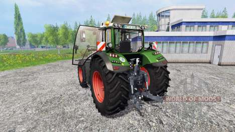 Fendt 724 Vario SCR v2.0 for Farming Simulator 2015