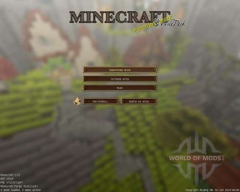 Willpack [32x][1.7.2] for Minecraft