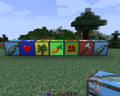 Little Helpers [1.7.2] for Minecraft