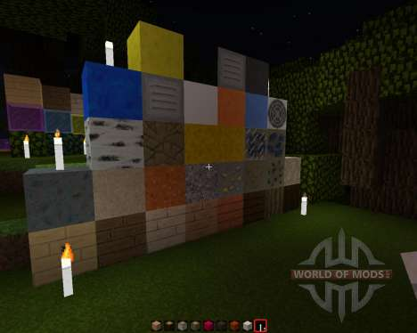 Jurassic Pack [32x][1.7.2] for Minecraft