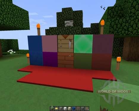 Porkchop [64x][1.7.2] for Minecraft