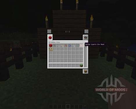 B0bGarys Growable Ores [1.6.2] for Minecraft