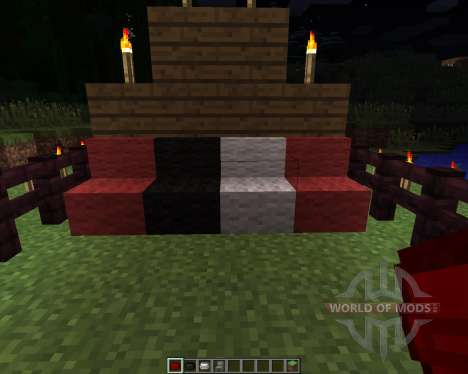 MrCrayfishs Furniture [1.6.2] for Minecraft