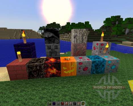 HD Vision [128x][1.7.2] for Minecraft