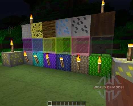 Hexacraft [128x][1.7.10] for Minecraft