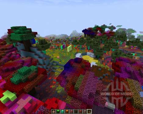 Acid Craft [16x][1.6.4] for Minecraft