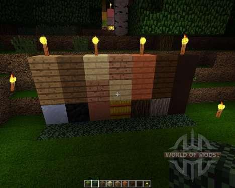 True Craft [64x][1.7.2] for Minecraft