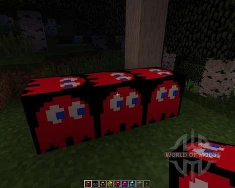 Pacman Pack [32х][1.8.1] for Minecraft