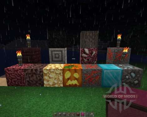 Ovos Rustic [64x][1.7.2] for Minecraft