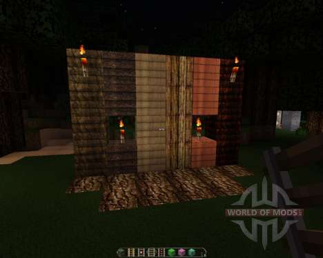 VogPack HD [64x][1.7.2] for Minecraft