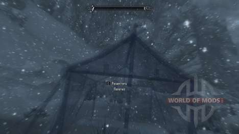 Freeze - salvation in the camp [2.6] for Skyrim eighth screenshot