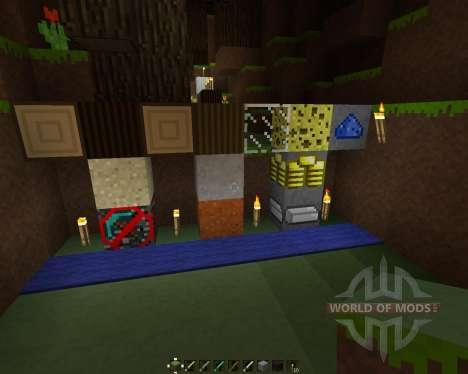 MineOrYoursCraft [16x][1.7.2] for Minecraft