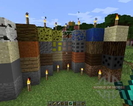 UnComplex Craft [Version: 1.2] [16x][1.7.2] for Minecraft