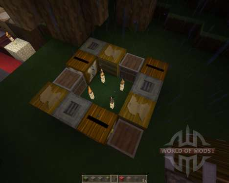 Rune Scape [128x][1.7.2] for Minecraft