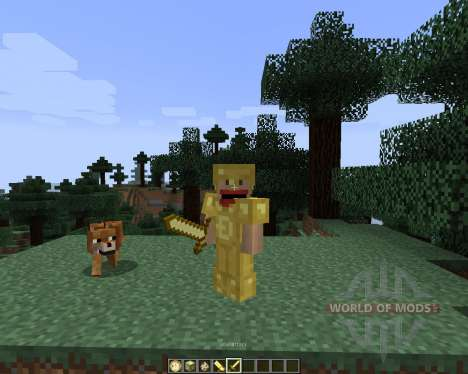 Doge [1.7.2] for Minecraft