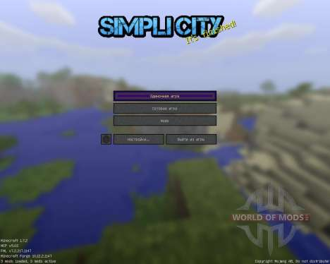 Pilots Simplicity [16x][1.7.2] for Minecraft