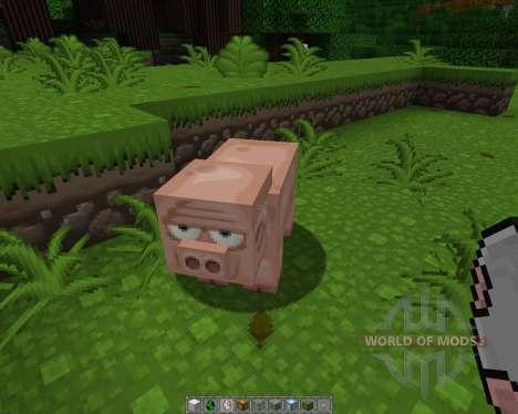 SilverMines [32x][1.8.1] for Minecraft