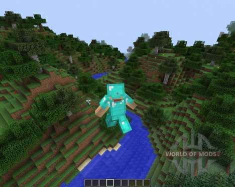 Mo Bends [1.7.2] for Minecraft