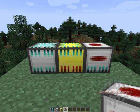Dynamic Transport [1.7.2] for Minecraft